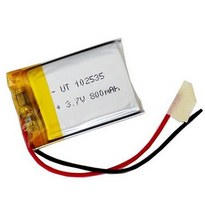 High Quality 102535 3.7V Lipo Battery Pack 800mAh For GPS Application